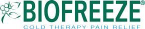 Chiropractic Naples FL Biofreeze logo