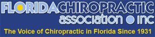 Chiropractic Naples FL Florida Chiropractic Association Inc logo