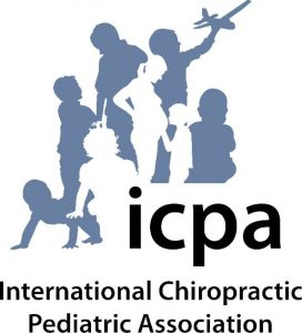 international chiropractic pediatric association logo