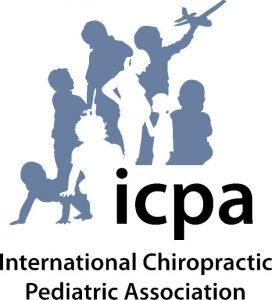 international chiropractic pediatric association logo